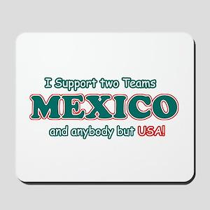 Funny Mexico Designs Mousepad