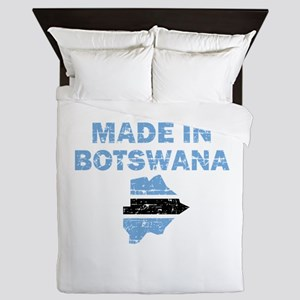 Made In Botswana Queen Duvet