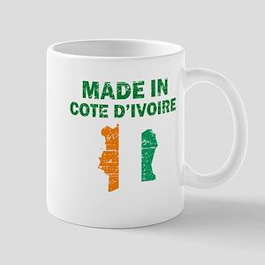 Made In Cote D Ivoire Mug
