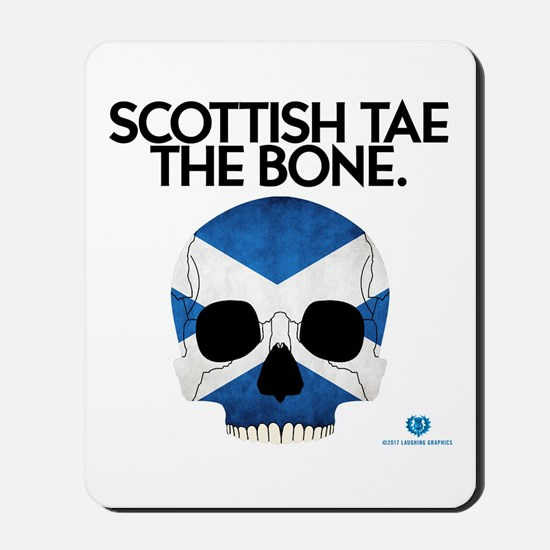 Tae The Bone Mousepad