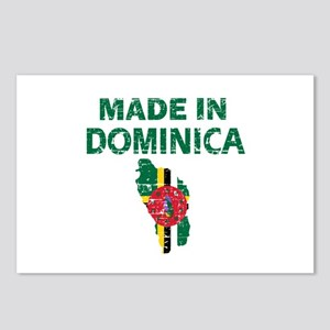 Made In Dominica Postcards (Package of 8)