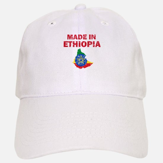 Made In Ethiopia Baseball Baseball Cap