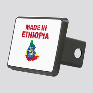 Made In Ethiopia Rectangular Hitch Cover