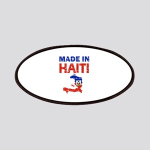 Made In Haiti Patches