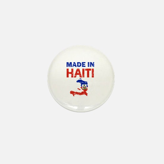 Made In Haiti Mini Button