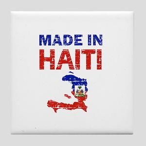 Made In Haiti Tile Coaster