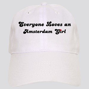 Loves Amsterdam Girl Cap