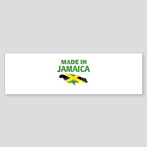 Made In Jamaica Sticker (Bumper)