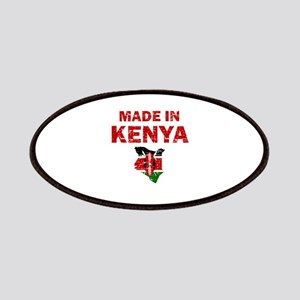 Made In Kenya Patches