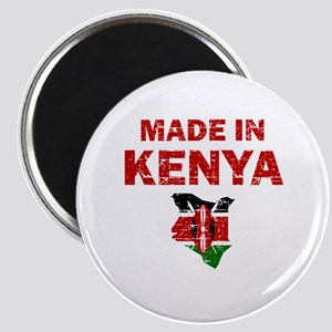 Made In Kenya Magnet
