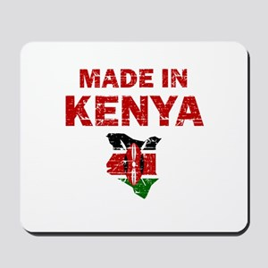 Made In Kenya Mousepad