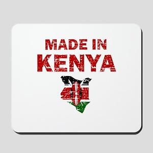 Made In Kenya Mousepad