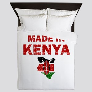 Made In Kenya Queen Duvet