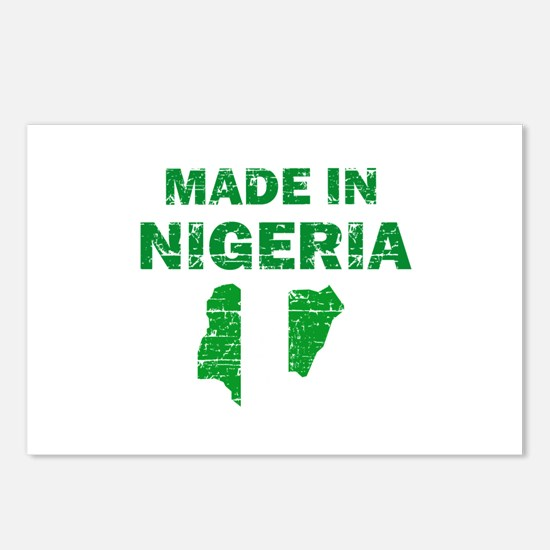 Made In Nigeria Postcards (Package of 8)