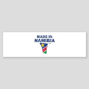Made In Namibia Sticker (Bumper)