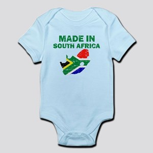 Made In South Africa Infant Bodysuit