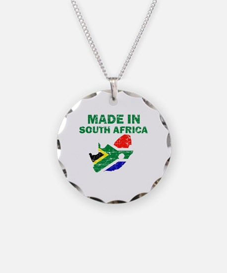 Made In South Africa Necklace
