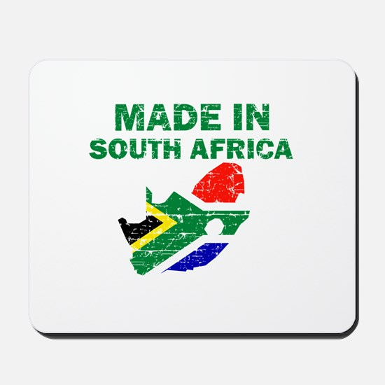Made In South Africa Mousepad