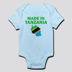Made In Tanzania Infant Bodysuit