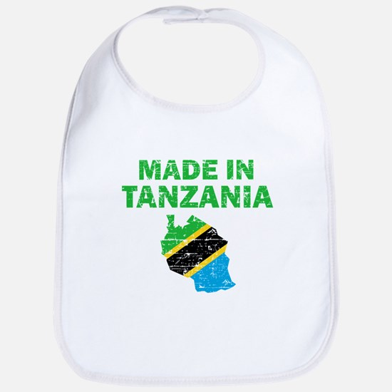 Made In Tanzania Bib