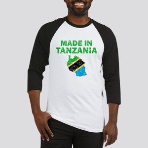 Made In Tanzania Baseball Jersey