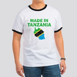 Made In Tanzania Ringer T