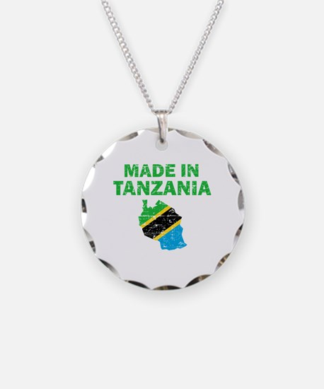 Made In Tanzania Necklace