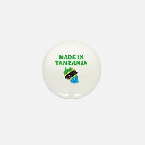 Made In Tanzania Mini Button