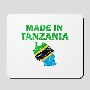 Made In Tanzania Mousepad