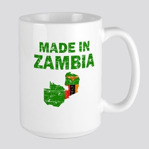 Made In Zambia Large Mug