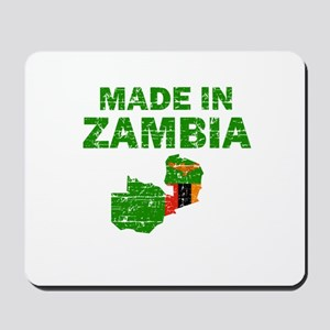 Made In Zambia Mousepad