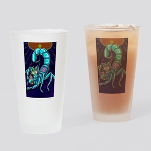 selketmerch Drinking Glass
