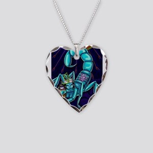 selketmerch Necklace Heart Charm