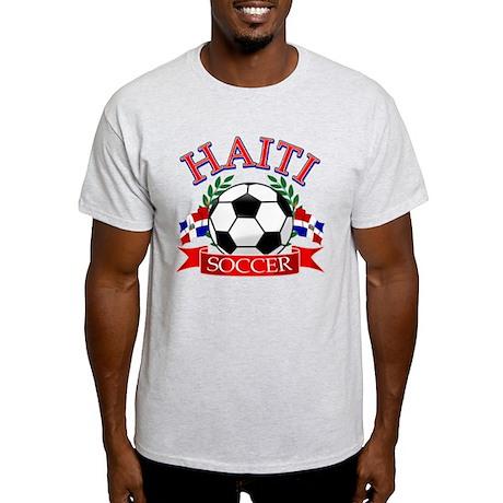 Haitian Football Light T-Shirt