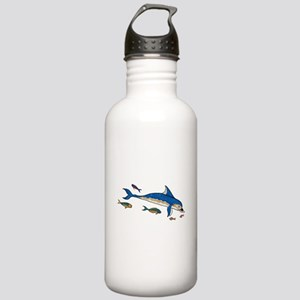 Knossos Dolphin Stainless Water Bottle 1.0L