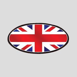 Union Jack UK Flag Patches
