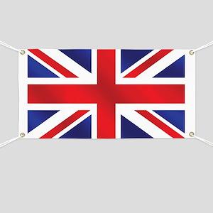 Union Jack UK Flag Banner