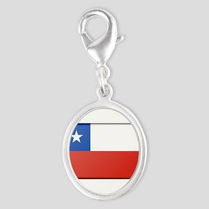 Chile Flag Charms