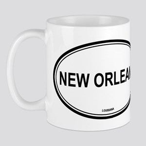 New Orleans (Louisiana) Mug