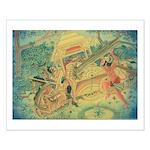 sj - Hanuman fighting Meghnaad