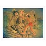 sj - Hanuman fighting Lankini