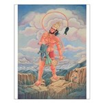 sj - Hanuman fighting Elephant