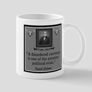 Disordered Currency Mug