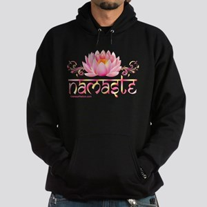 www.YogaGlam.com Hoodie (dark)