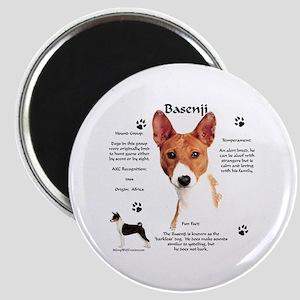 Basenji 1 Magnet