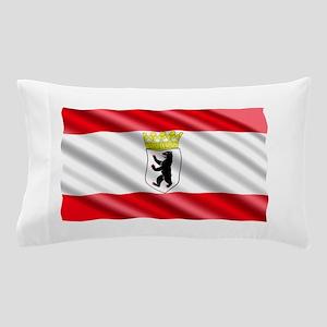 Berlin Flag Pillow Case