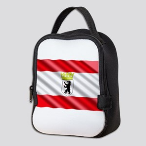 Berlin Flag Neoprene Lunch Bag