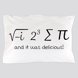 I ate some pie math humor Pillow Case