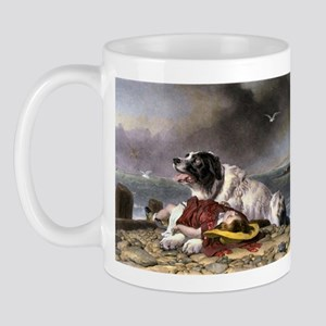 Landseer Saved Mug