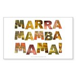 Marra Mamba Mama Sticker